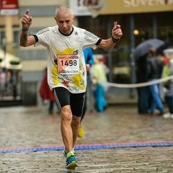 The 25th Lattelecom Riga marathon - Alfred Debono (1498)