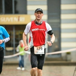 The 25th Lattelecom Riga marathon - Andreas Paech (429)