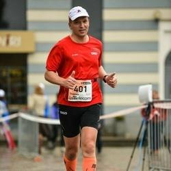The 25th Lattelecom Riga marathon - Thomas Boelter (401)