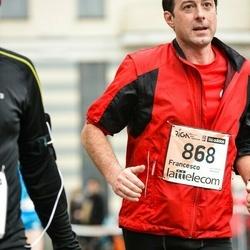 The 25th Lattelecom Riga marathon - Francesco Catenazzi (868)