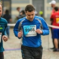 The 25th Lattelecom Riga marathon - Ervīns Veics (9986)