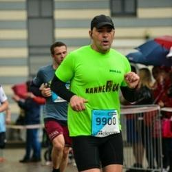 The 25th Lattelecom Riga marathon - Eran Yoel (9900)
