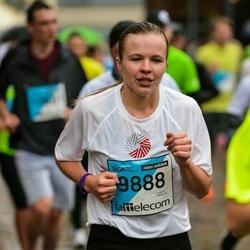 The 25th Lattelecom Riga marathon - Aija Kazaka (9888)