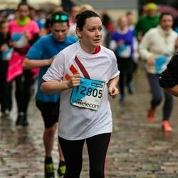 The 25th Lattelecom Riga marathon - Agita Meščerska (12805)