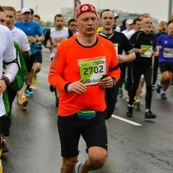 The 25th Lattelecom Riga marathon - Jānis Āboliņš (2702)