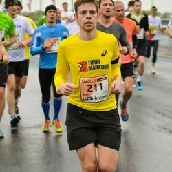 The 25th Lattelecom Riga marathon - Aivis Vaļulis (211)