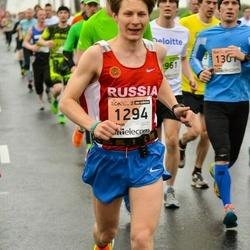 The 25th Lattelecom Riga marathon - Artem Novoselcev (1294)