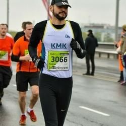 The 25th Lattelecom Riga marathon - Tomas Želionis (3066)