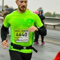 The 25th Lattelecom Riga marathon - Aleksandrs Orlovs (4440)
