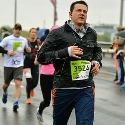 The 25th Lattelecom Riga marathon - Jānis Kesteris (3524)