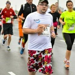 The 25th Lattelecom Riga marathon