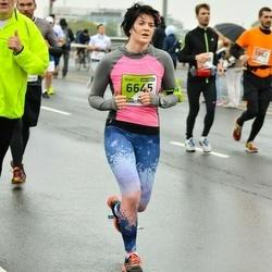 The 25th Lattelecom Riga marathon - Darja Zibkina (6645)