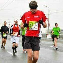 The 25th Lattelecom Riga marathon - Enrico Ainardi (4386)