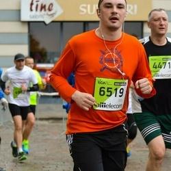 The 25th Lattelecom Riga marathon - Renārs Liepiņš (6519)