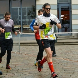 The 25th Lattelecom Riga marathon - David Carrasco De Andrés (4686)
