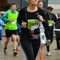 The 25th Lattelecom Riga marathon - Anna Romanova (3999)