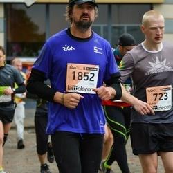 The 25th Lattelecom Riga marathon - Juris Punculs (723), Ēriks Stendzenieks (1852)