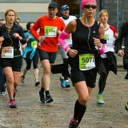 The 25th Lattelecom Riga marathon - Anna Miller (5073)