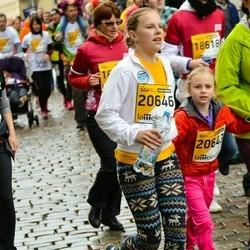 The 25th Lattelecom Riga marathon - Sofija Kate Vecaine (20643), Anna Gromova (20646)