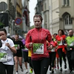 The 25th Lattelecom Riga marathon - Kristīne Ruzule (5376)
