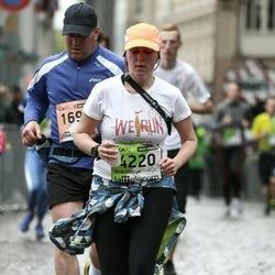 The 25th Lattelecom Riga marathon - Anastasija Artiomova (4220)