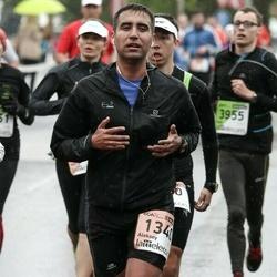 The 25th Lattelecom Riga marathon - Aleksey Novikov (1340)