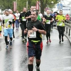 The 25th Lattelecom Riga marathon - Ian Jarvis (883)