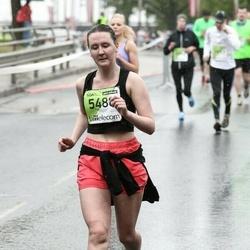 The 25th Lattelecom Riga marathon - Amanda Zvaigzne (5480)