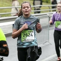The 25th Lattelecom Riga marathon - Agnese Vēverbrante (2624)