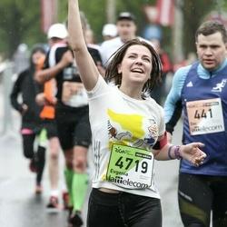 The 25th Lattelecom Riga marathon - Evgenia Gorbina (4719)
