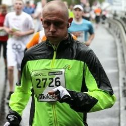 The 25th Lattelecom Riga marathon - Ainars Krauklis (2726)