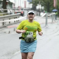 The 25th Lattelecom Riga marathon - Emily Goehring (4237)