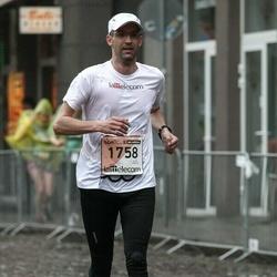 The 25th Lattelecom Riga marathon - Veljo Vask (1758)