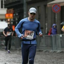 The 25th Lattelecom Riga marathon - Aleksei Kuligin (1692)