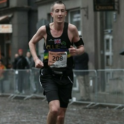 The 25th Lattelecom Riga marathon - Oliver Garbas (208)