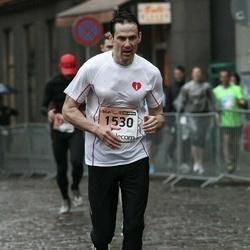The 25th Lattelecom Riga marathon - Magnus Zalsters (1530)
