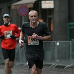 The 25th Lattelecom Riga marathon - Juris Adijāns (1553)