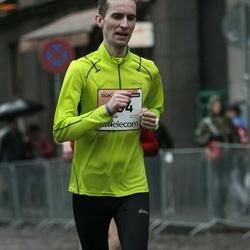 The 25th Lattelecom Riga marathon - Vladimir Dmitriev (934)