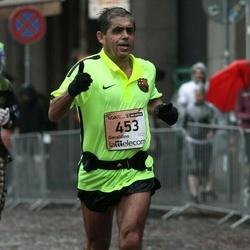 The 25th Lattelecom Riga marathon - Geraldino Silva (453)