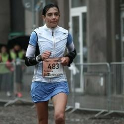 The 25th Lattelecom Riga marathon - Federica Favre (483)