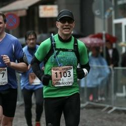 The 25th Lattelecom Riga marathon - Juhana J. Idänpään-Heikkilä (1103)