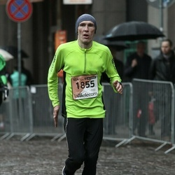The 25th Lattelecom Riga marathon - Gatis Višņevskis (1855)
