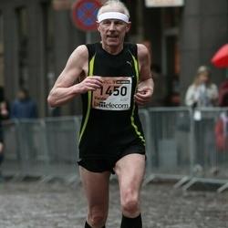 The 25th Lattelecom Riga marathon - Valdis Jaunžeikars (1450)