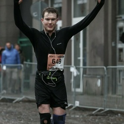 The 25th Lattelecom Riga marathon - William Stevenson (649)