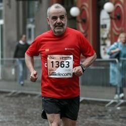 The 25th Lattelecom Riga marathon - Luis Diez Acimas (1363)