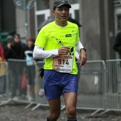 The 25th Lattelecom Riga marathon - Cristian Palmiere (914)