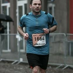 The 25th Lattelecom Riga marathon - Guillaume Maltaverne (1664)