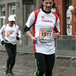 The 25th Lattelecom Riga marathon - Ainārs Arnicāns (1517)