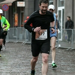 The 25th Lattelecom Riga marathon - Tobias Ellenberger (577)