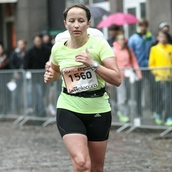 The 25th Lattelecom Riga marathon - Inta Ginnelle (1560)